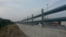 Solar fence 1