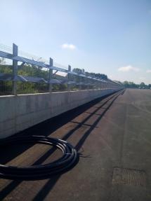 Solar fence 2