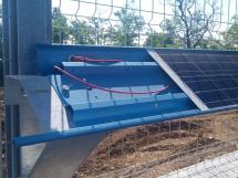 Solar fence 3