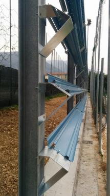 Solar fence 4